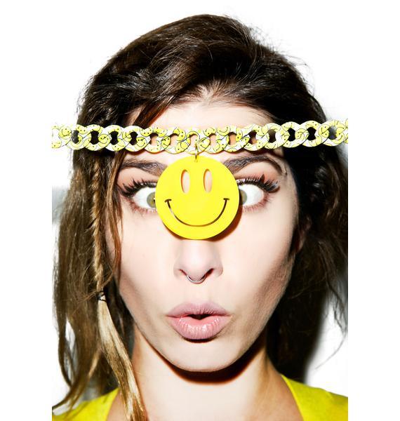 Suzywan Deluxe Smilez Fer Dayz Choker