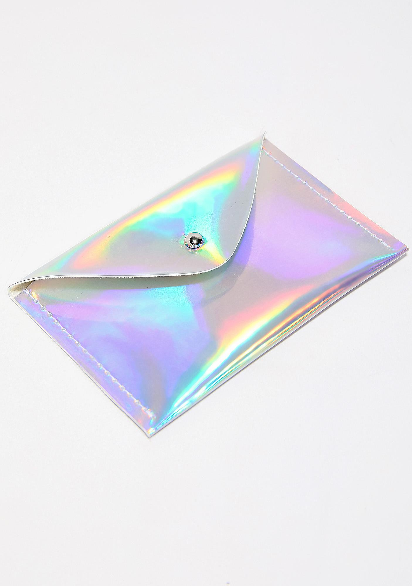 Poco Inu Holographic Card Holder