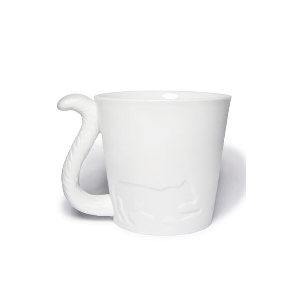 Fox Tail Mug