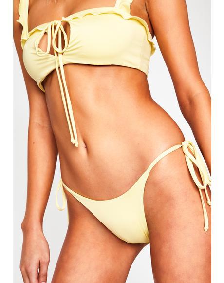 Daffodil Mackenzie Bikini Bottoms