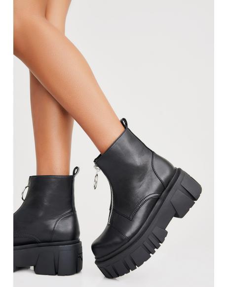 Stompin' The Yard Zip Boot