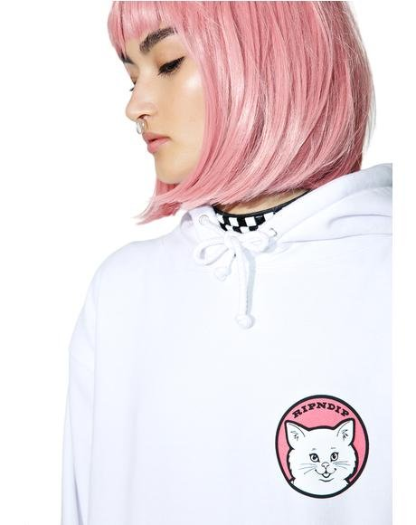Stop Being A Pussy Hoodie