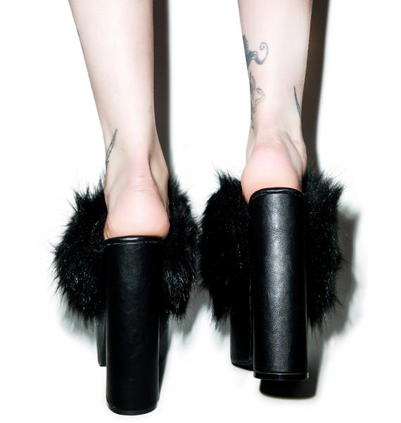 Y.R.U. Dream Fur Sure Platforms