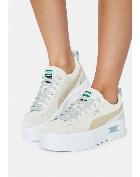 Mayze Luxe Womens Sneakers