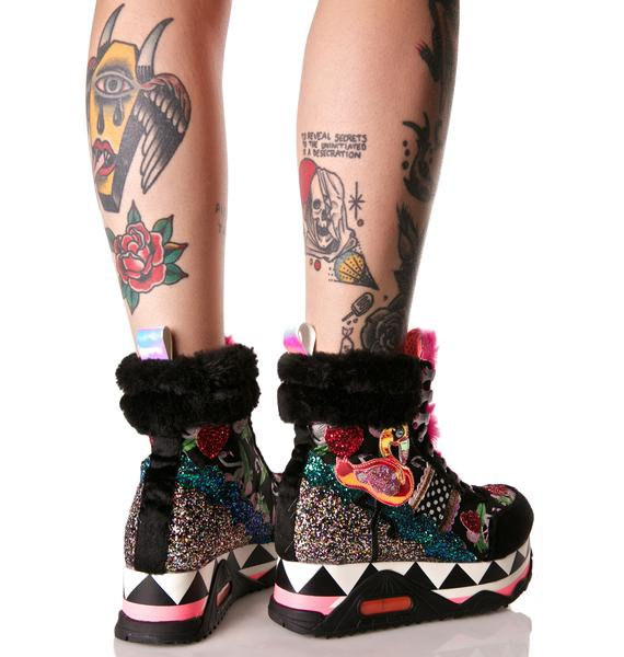 Irregular Choice Hero Sneakers