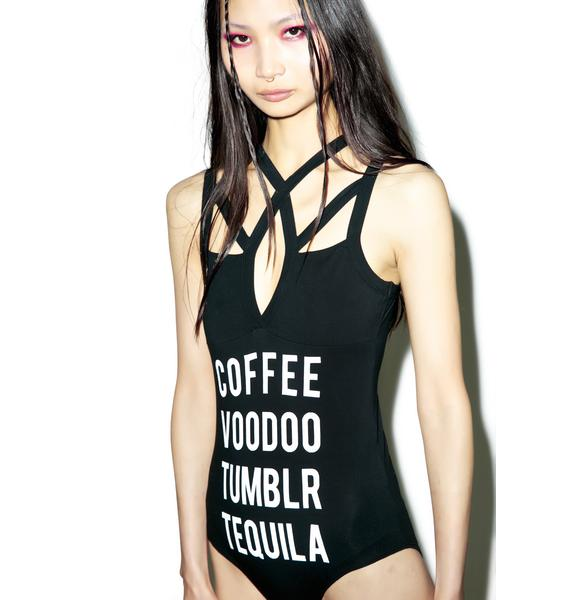 Killstar Tumblr Bodysuit
