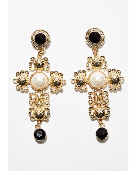 Orly Ornate Earrings