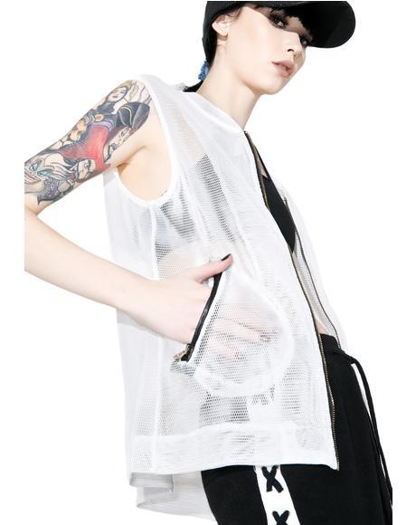 The Agent Mesh Vest