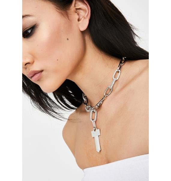 Meant For You Chain Necklace