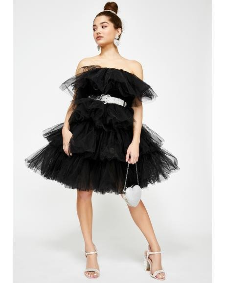 Upon A Dream Tulle Dress