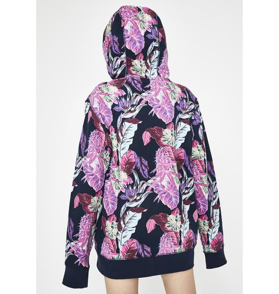 HUF Paraiso Pullover Hoodie