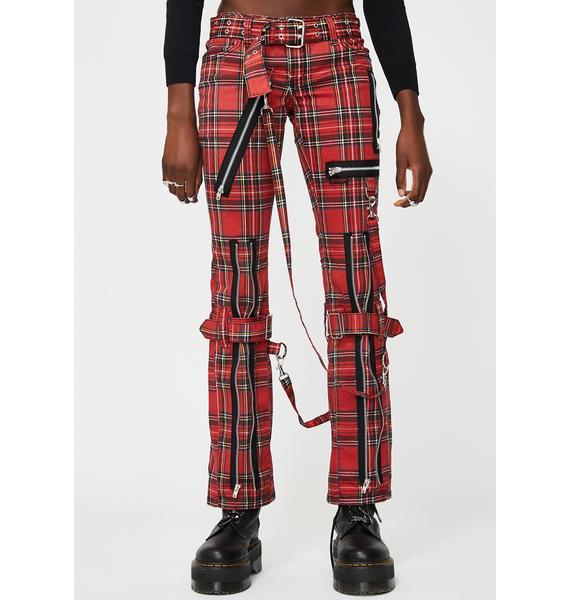 Tripp NYC Printed Bondage Pants