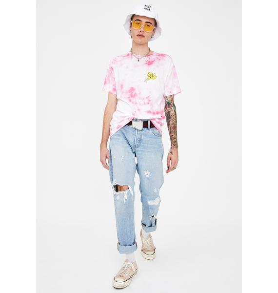 Dreamboy Lil Devil Tie Dye Graphic Tee