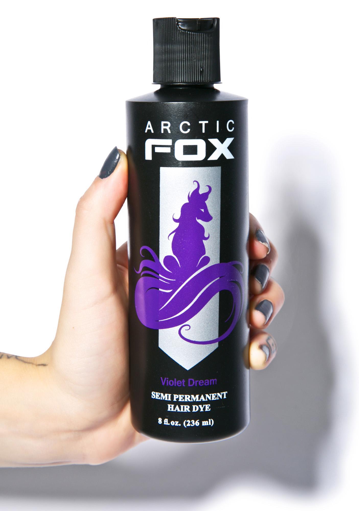 Arctic Fox Violet Dream Hair Dye