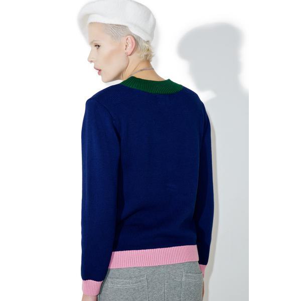 Stussy Diary Sweater