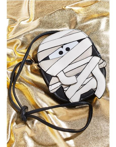 Clumsy Mummy Crossbody Bag