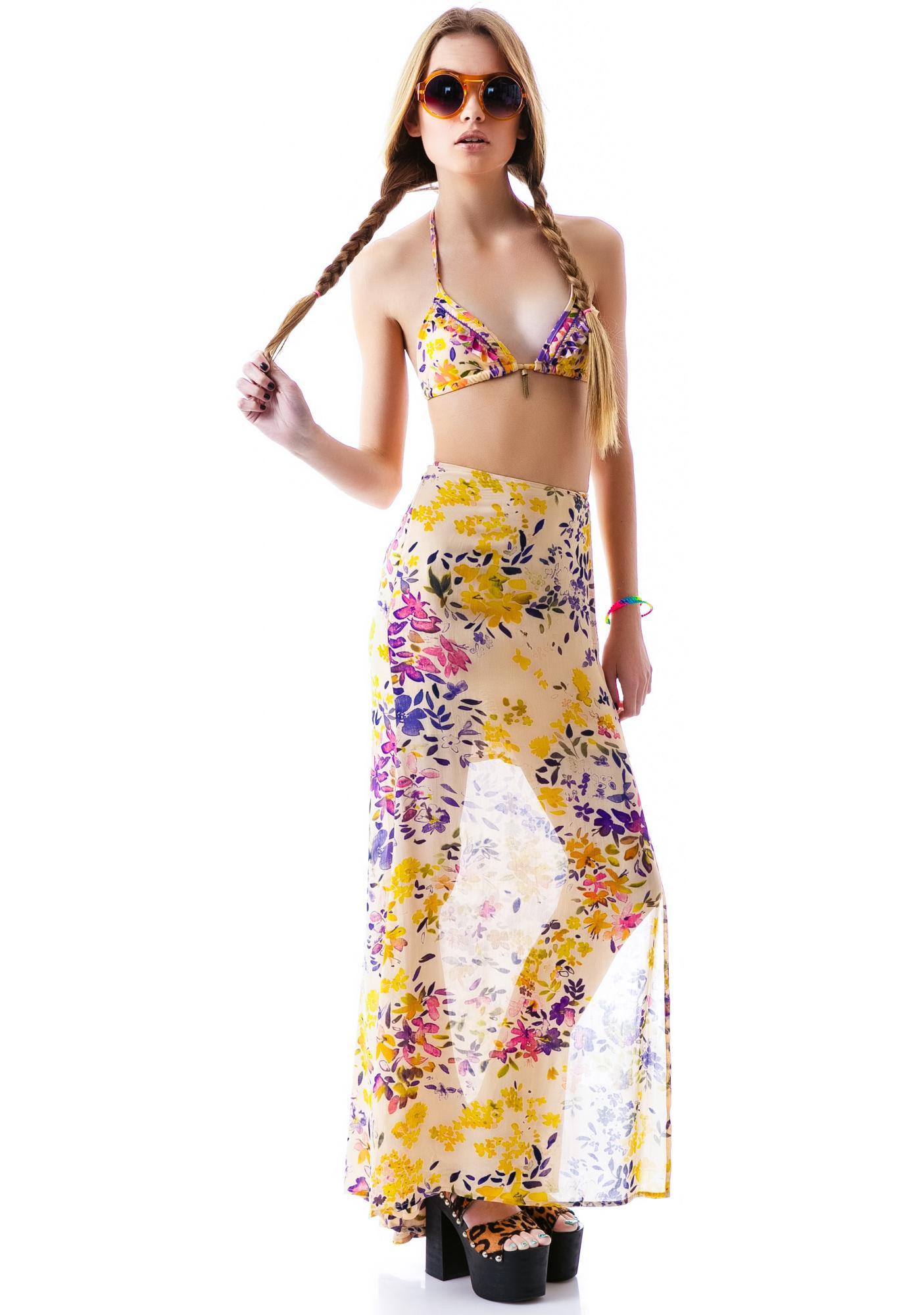 Tigerlily Kerala Skirt