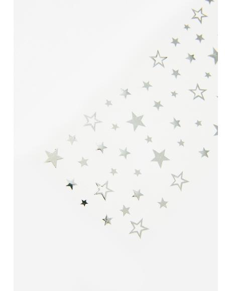 Silver Manifest Sparkles