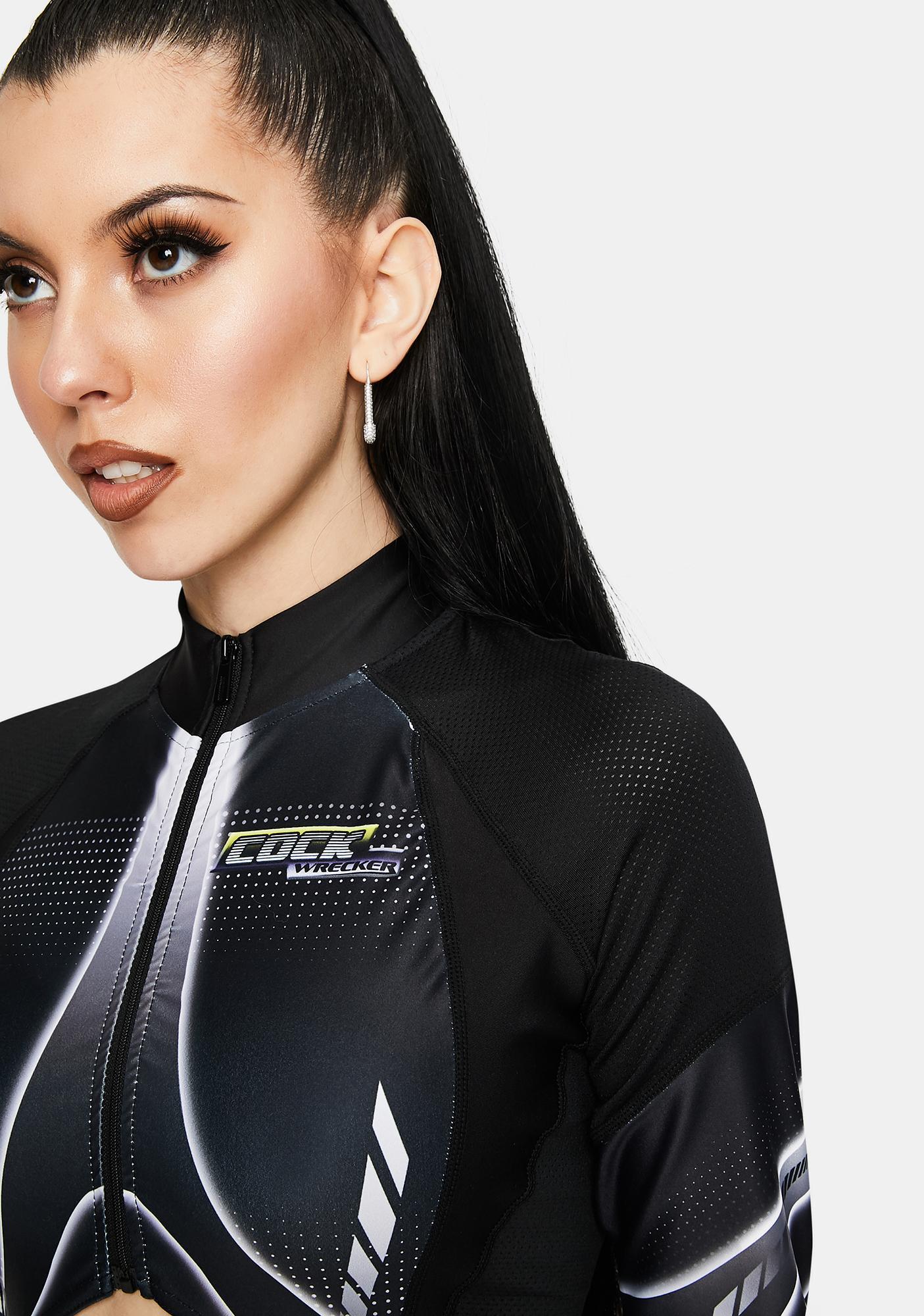 Namilia Speed Racer Long Sleeve Bodysuit
