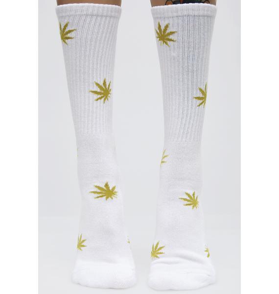 HUF Plantlife Monogram Socks