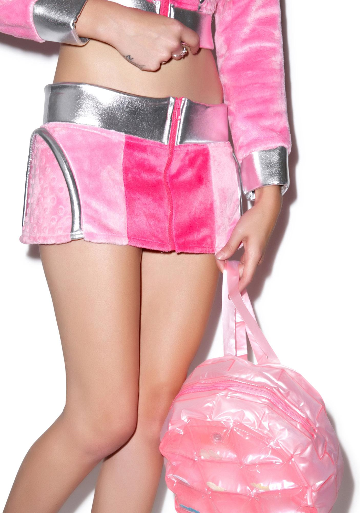 J Valentine So Sci-Fi Skirt