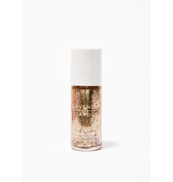 Lavender Stardust Goldie Roll-On Shimmer Body Glitter
