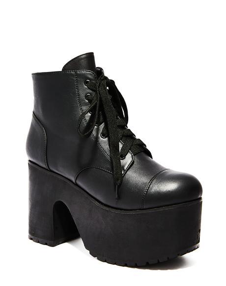 Nocturnal Platform Boots
