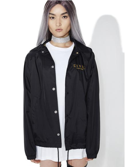 Kaiser Nylon Coaches Jacket