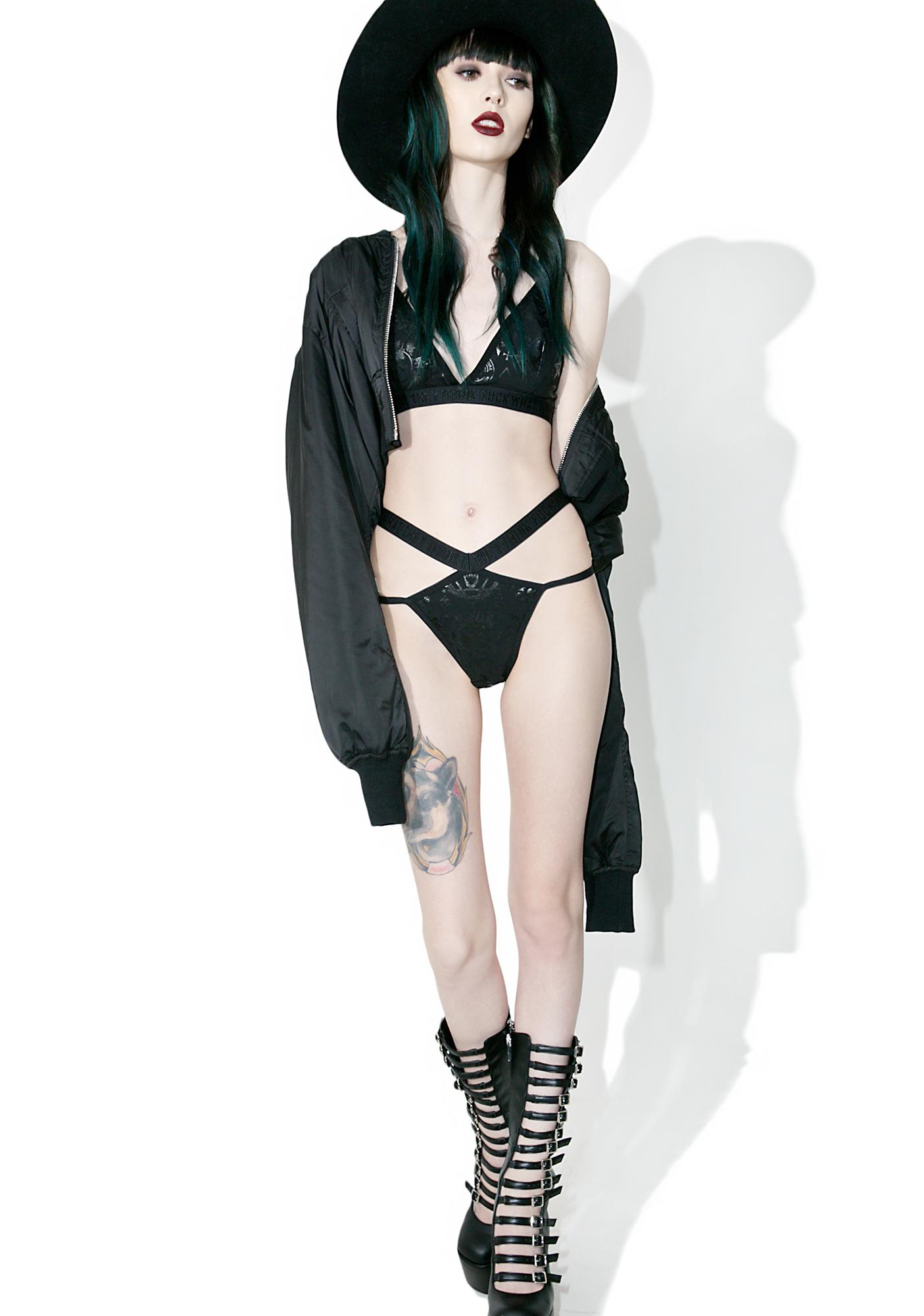 Killstar Deadra Fresh 2 Death Panty