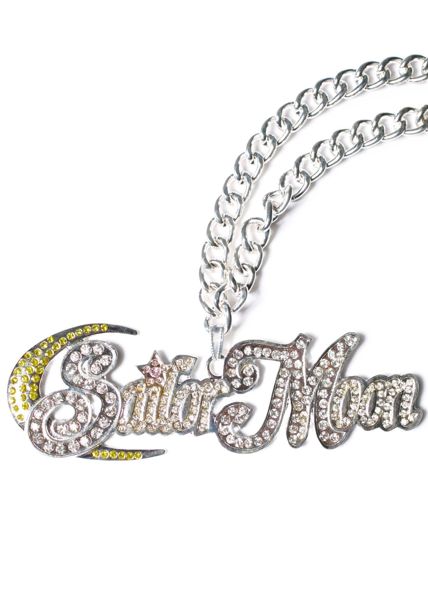 Sailor Moon Prism Power Necklace