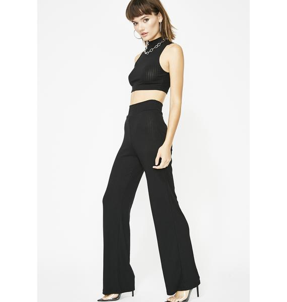 Wicked Boss Vibes Pant Set