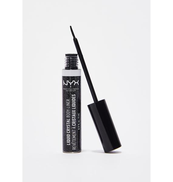 NYX Crystal Onyx Liquid Crystal Body Liner