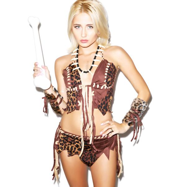 Dino Queen Ayla Costume