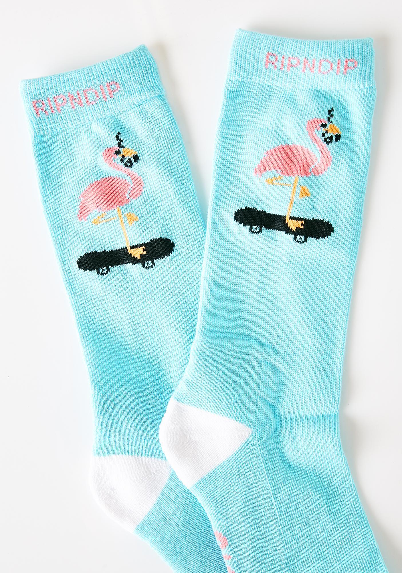 RIPNDIP Beaches Socks