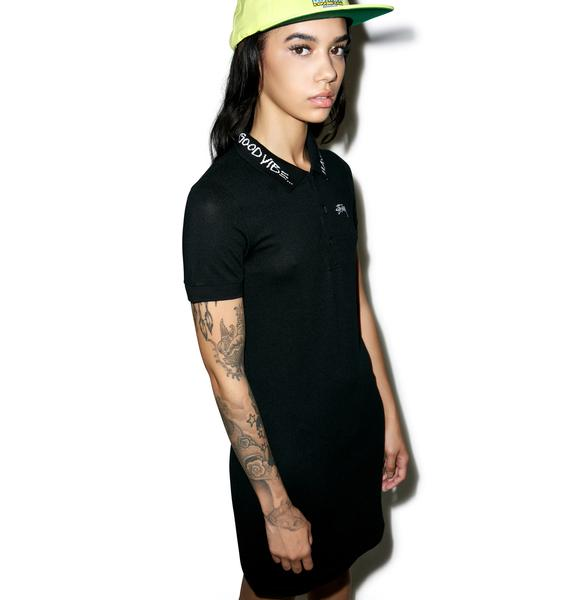 Stussy Good Vibe Polo Dress