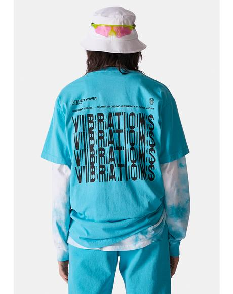 Vibrations Graphic Tee