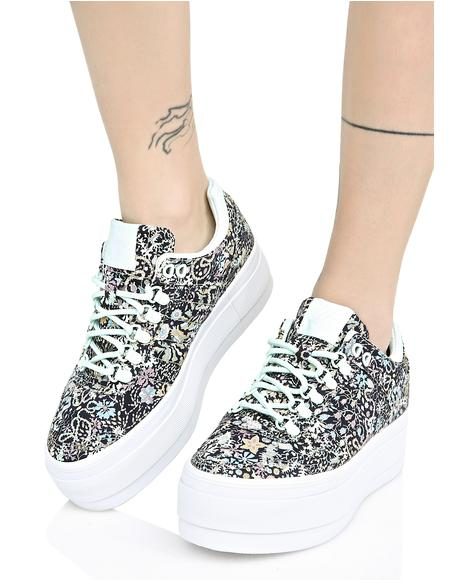 👟 Women's Platform Sneakers | Dolls Kill