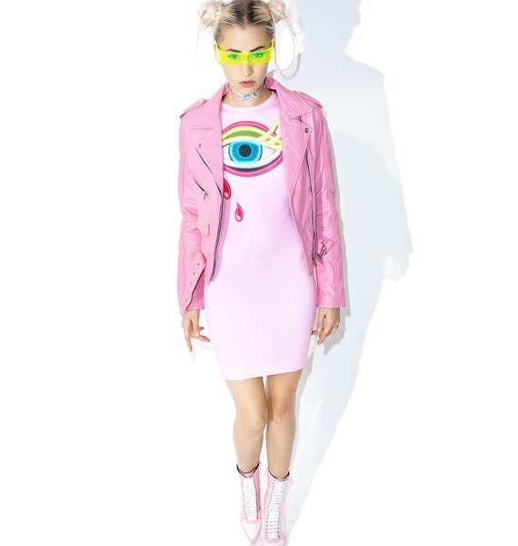 Nympha Cry Baby Mini Dress