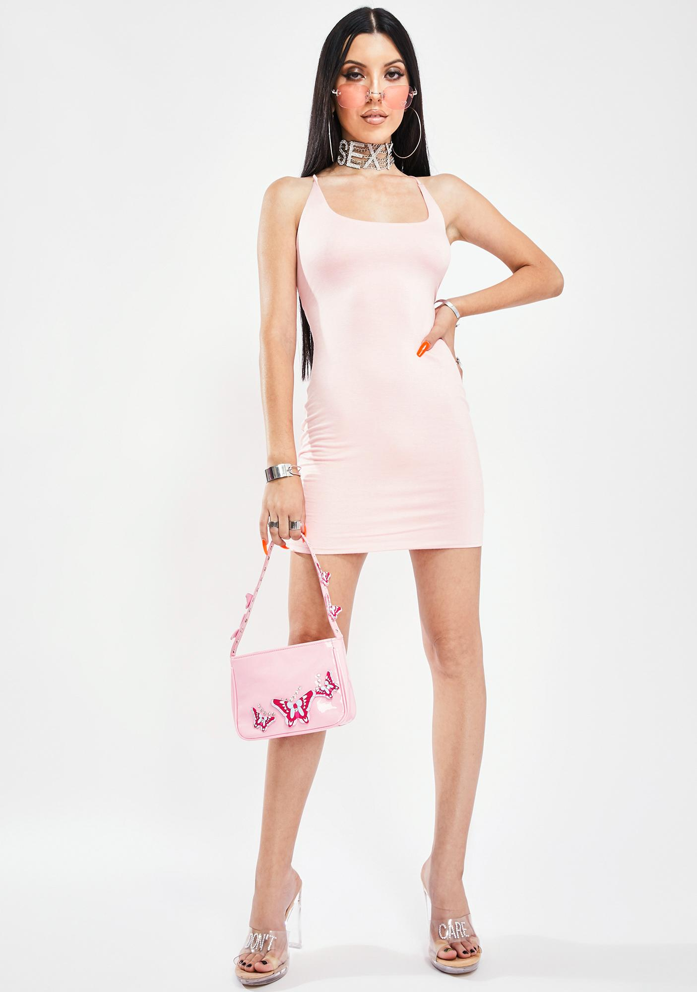 High Standards Slip Dress