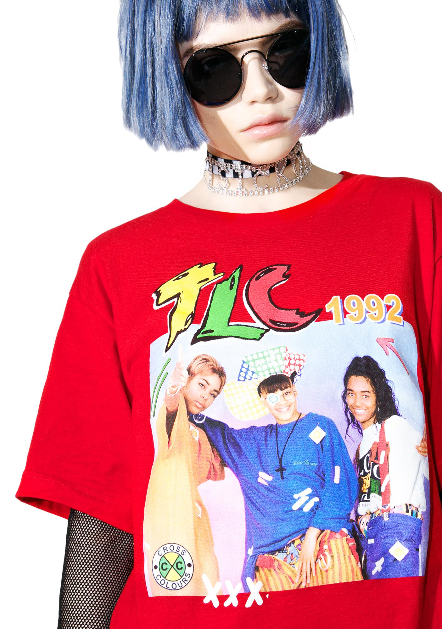 Cross Colours TLC T-Shirt