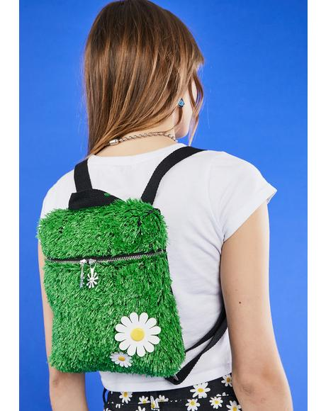 It's Always Greener Mini Backpack