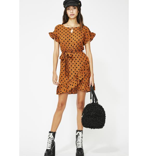 Miss Sassy Frass Mini Dress