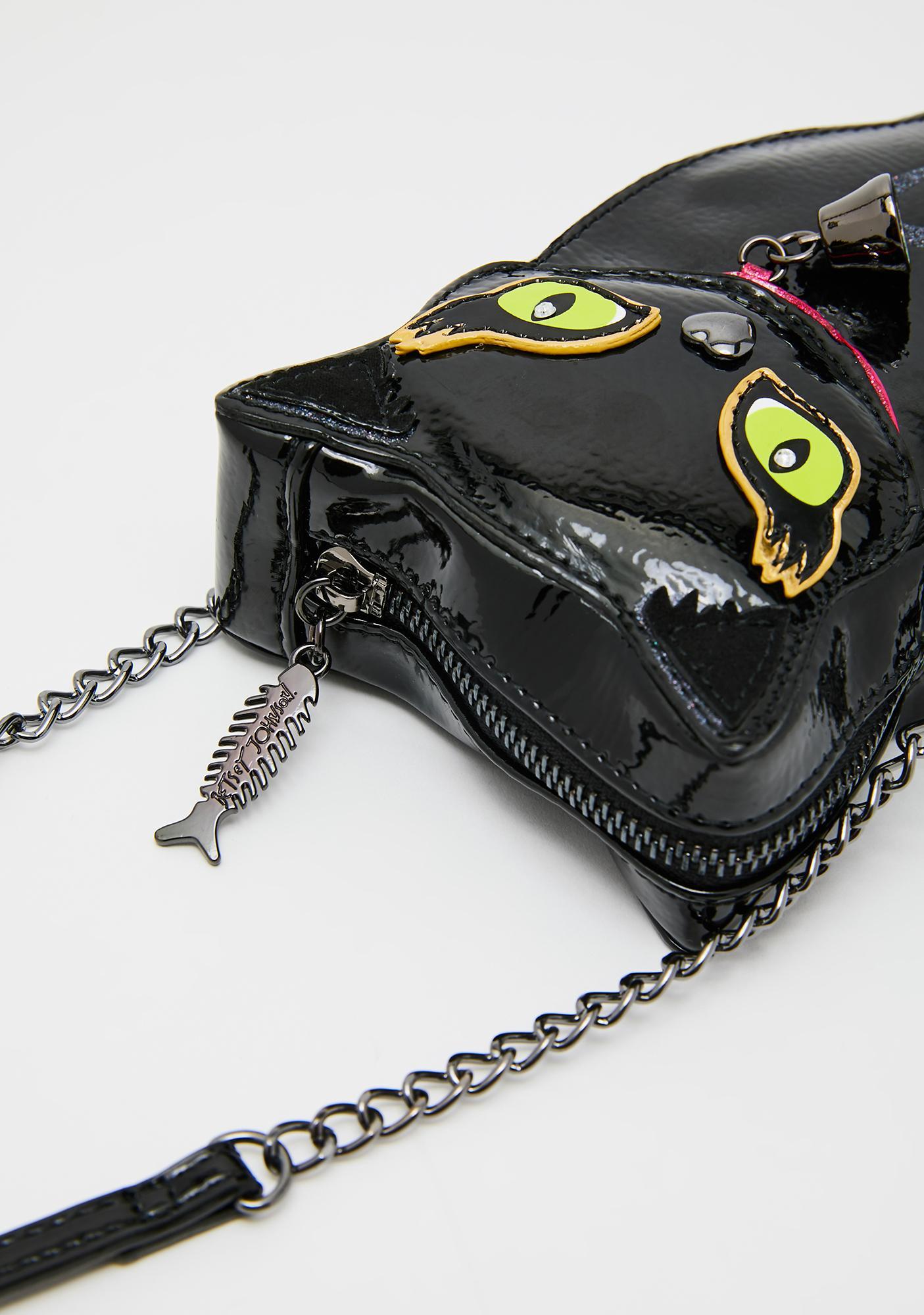 Betsey Johnson Clawsome Crossbody Bag