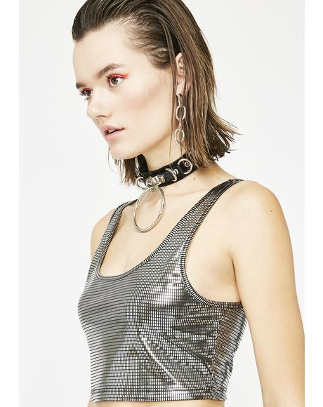 Insane Membrane Tank Top