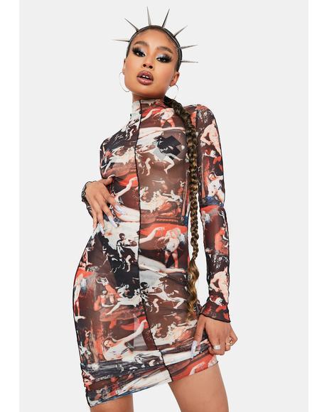 Myths Of Wonder Maxi Dress