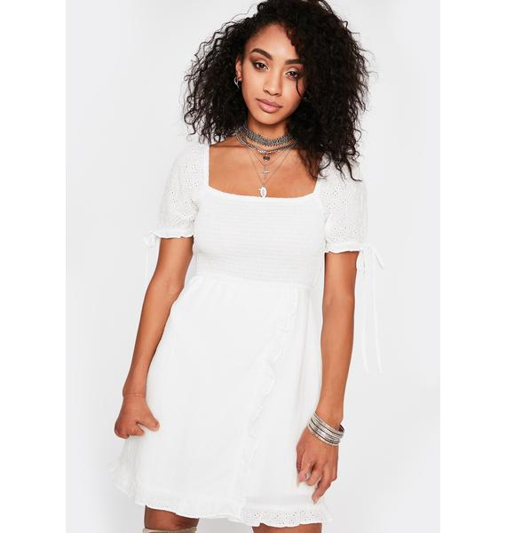 Just So You Know Mini Dress