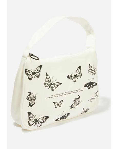 Beautiful Creatures Butterfly Handbag