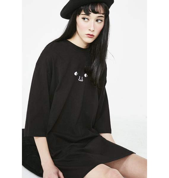 Lazy Oaf Leave Me Alone Sleep Tee