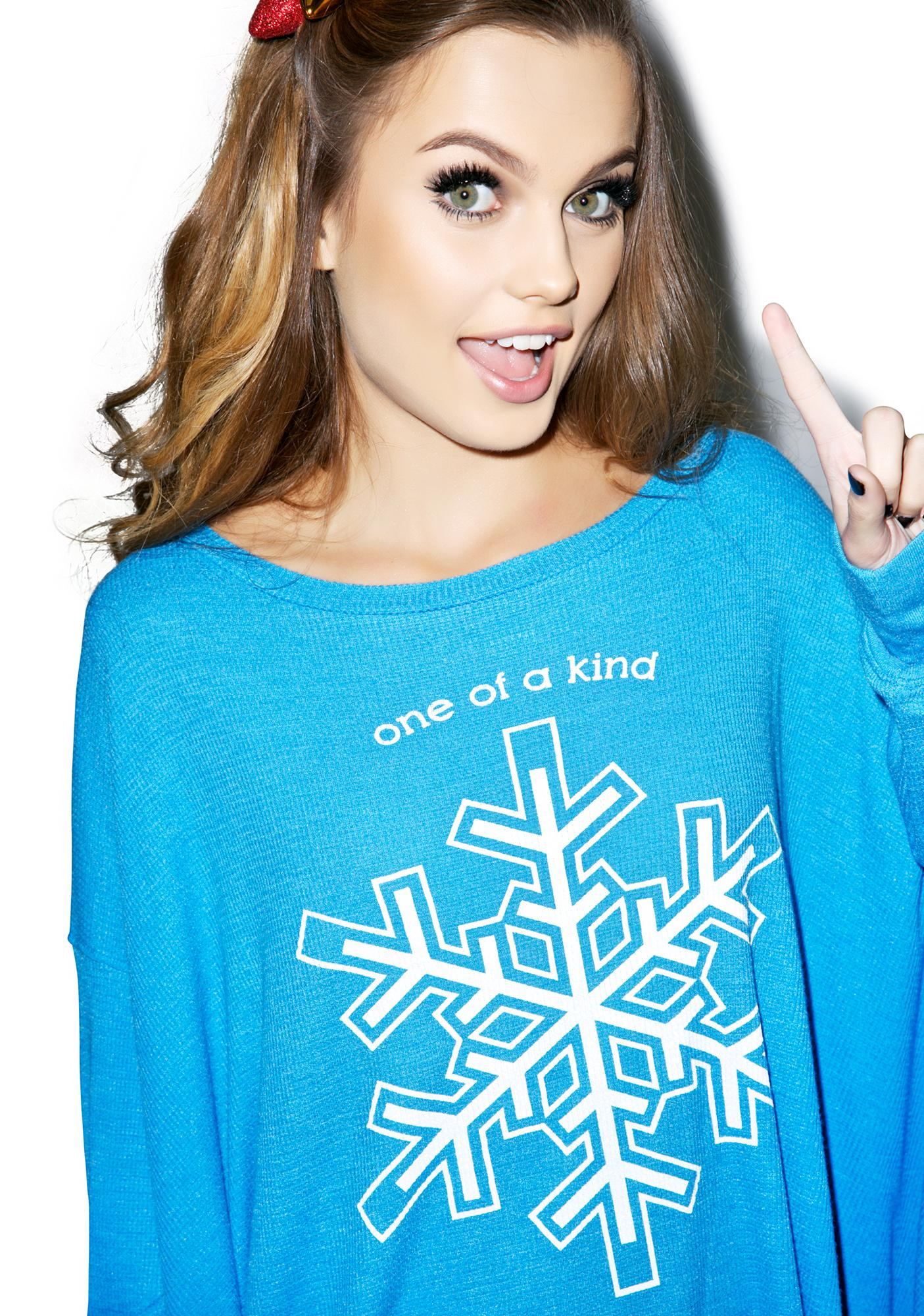 Wildfox Couture One Of A Kind Effortless Thermal