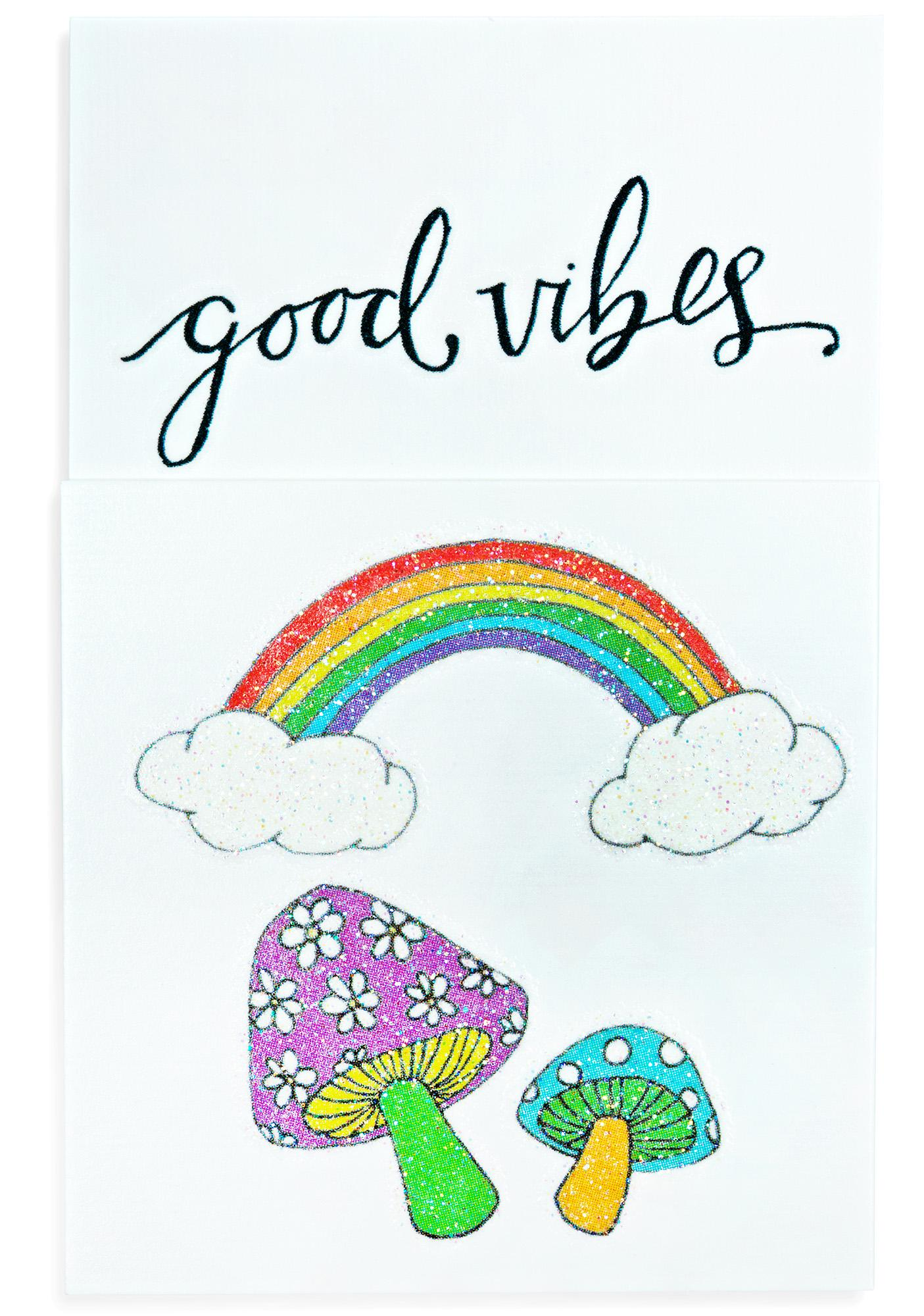 INKED by Dani Good Vibes Temporary Tattoo Pack